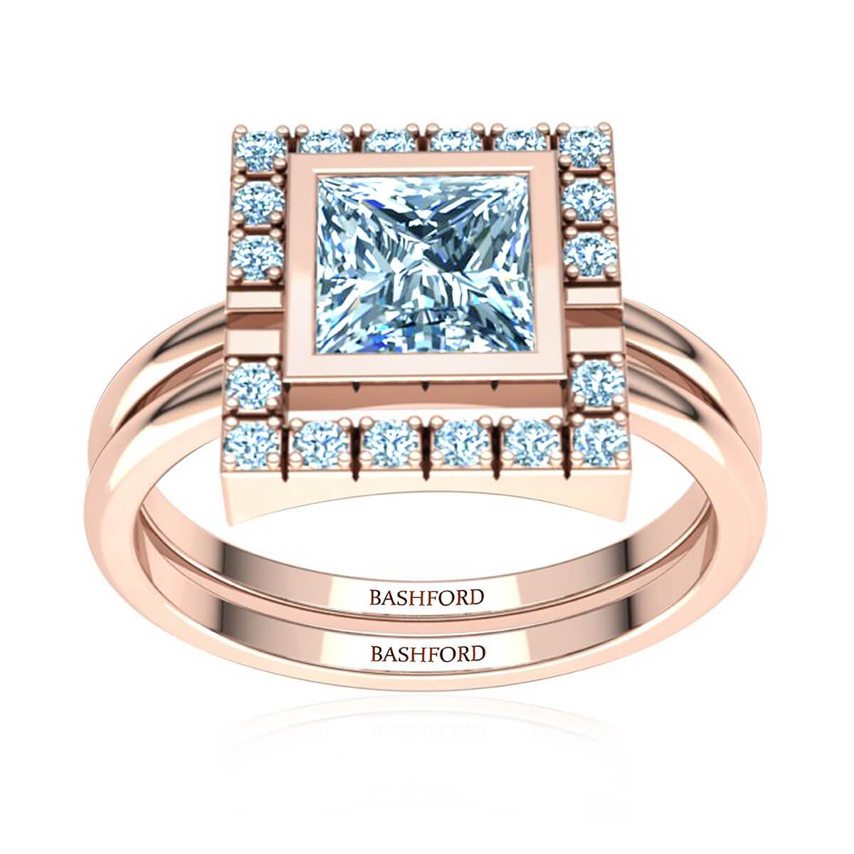Bashford Jewelry Desert Rose Diamond Matched Set
