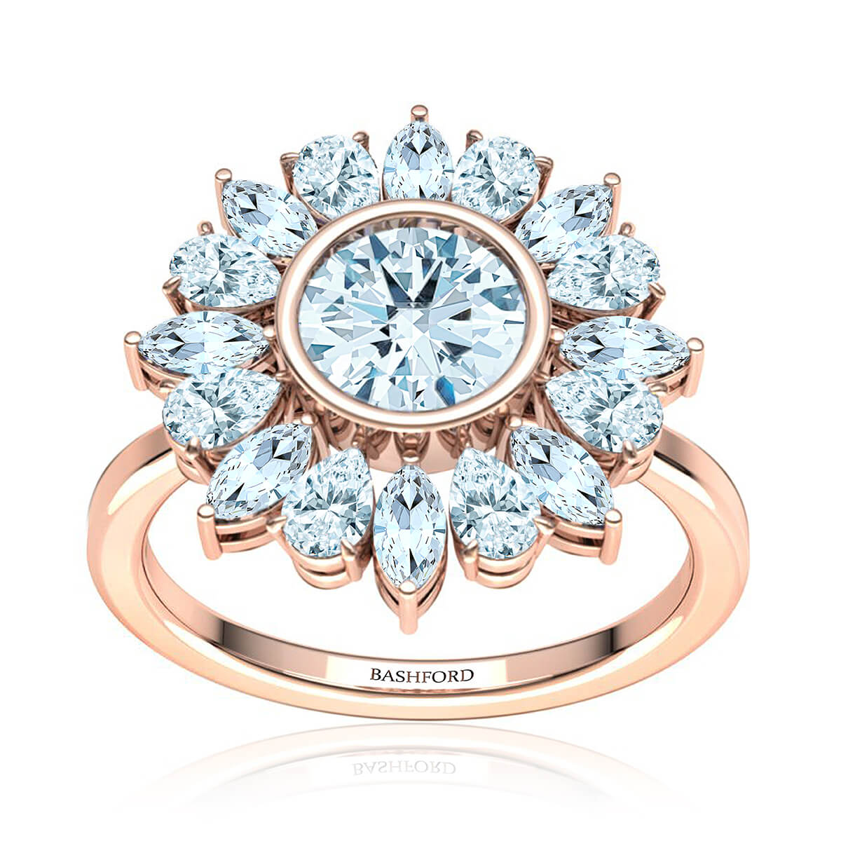 Rosabela Diamond Ring