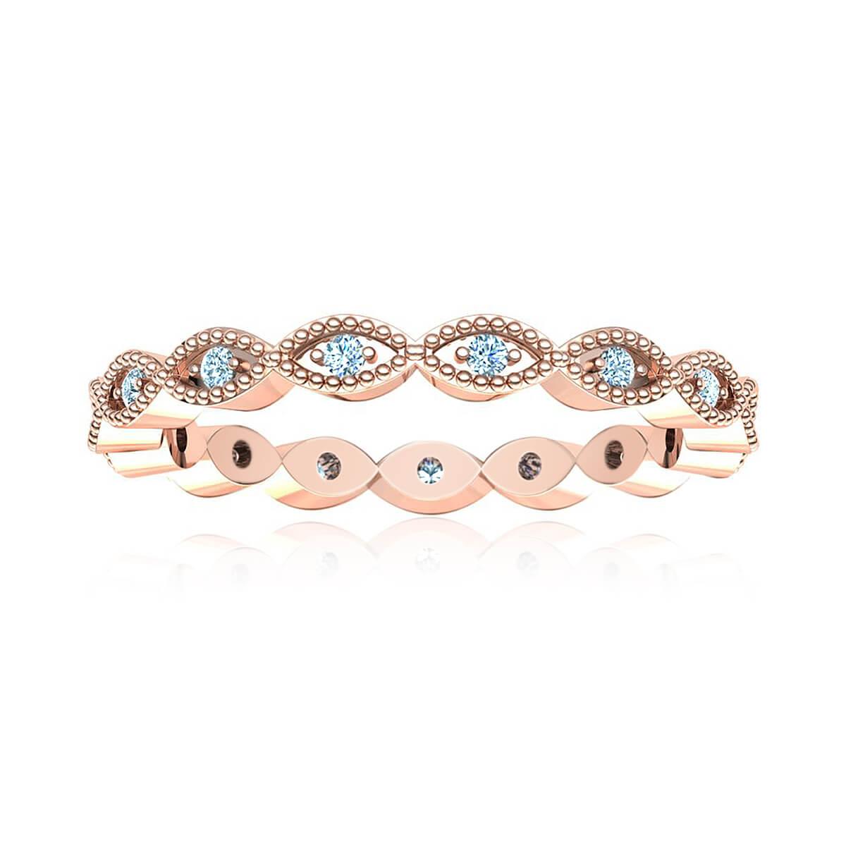 Empress Eternity Diamond Ring (1/4 CT. TW.)