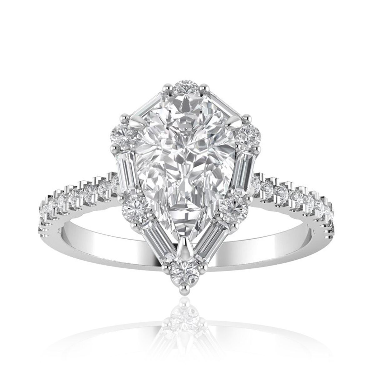 Endless Love Diamond Ring