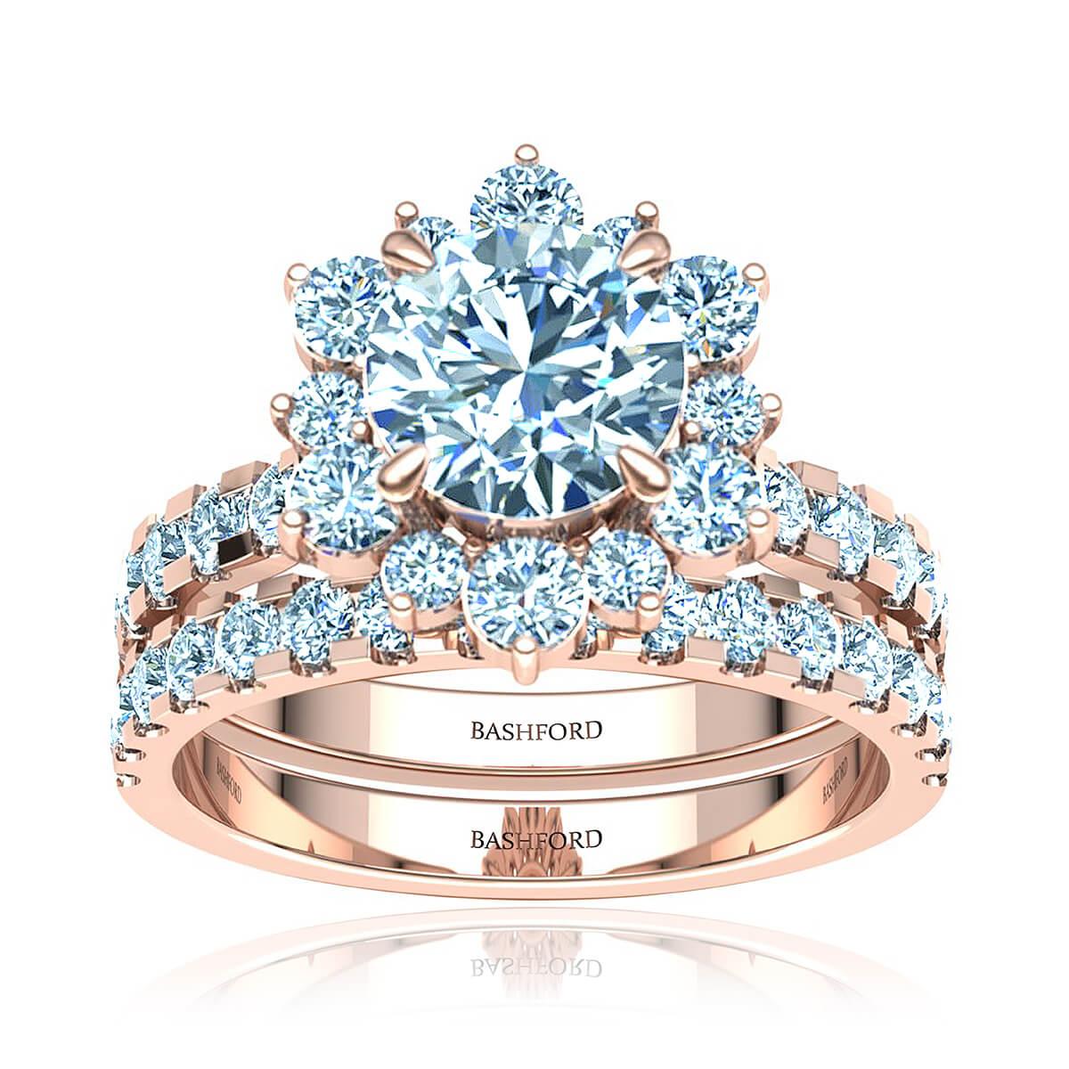 Tallulah Diamond Matched Set