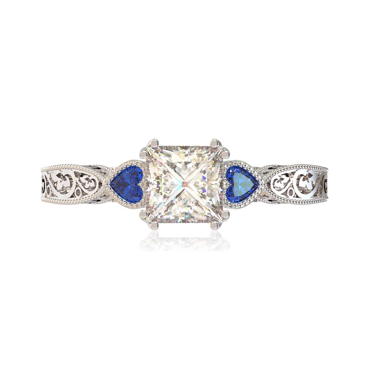 Frida Diamond Ring