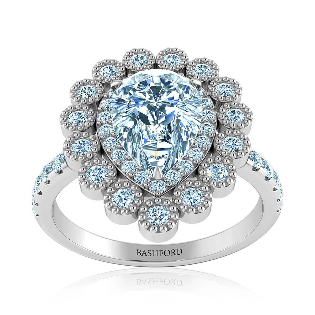 Tularosa Diamond Ring