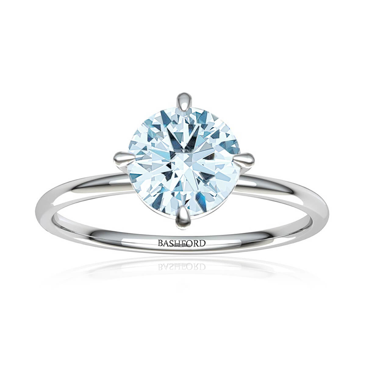 Soleila Diamond Ring