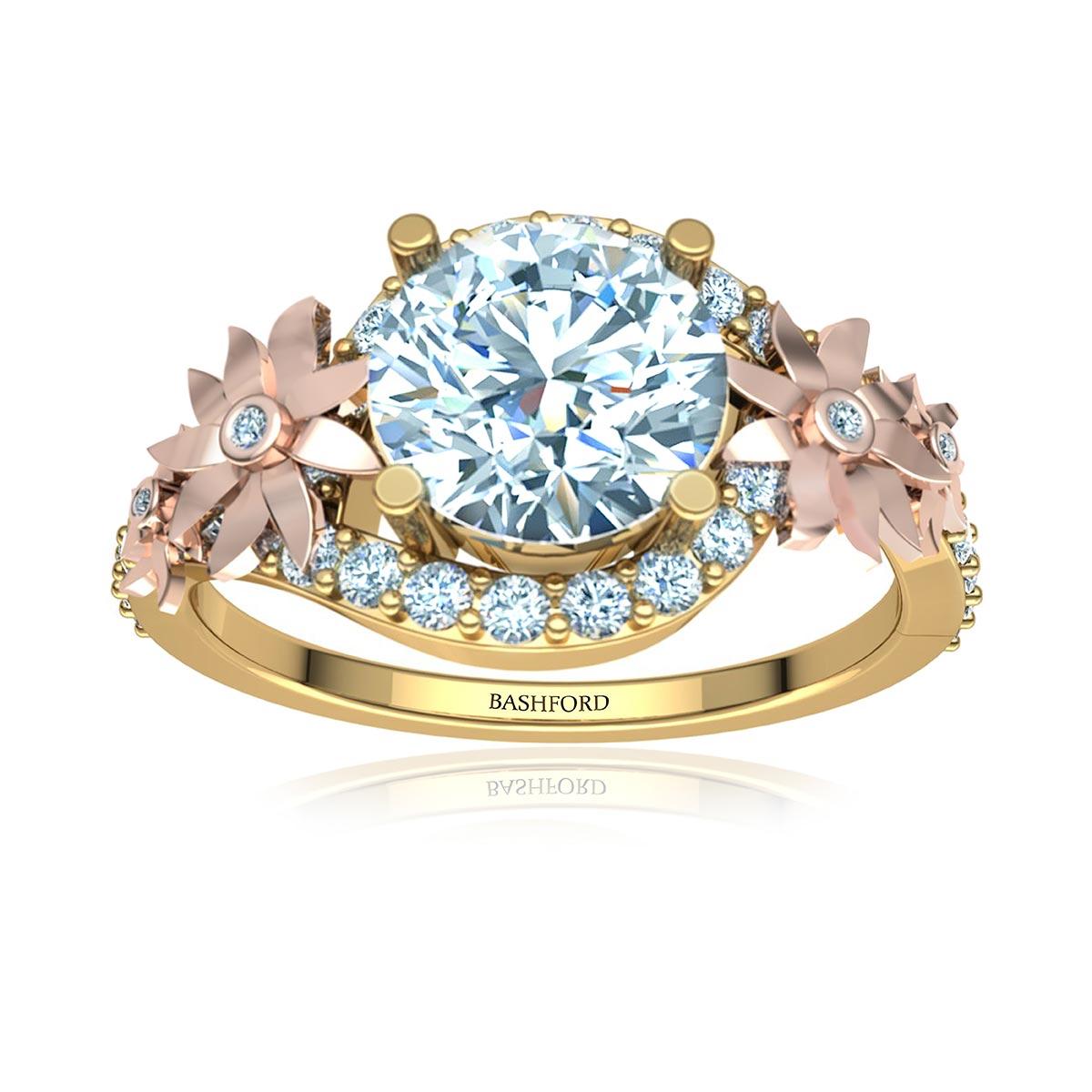 Wisteria Diamond Ring (3/4 CT. TW.)