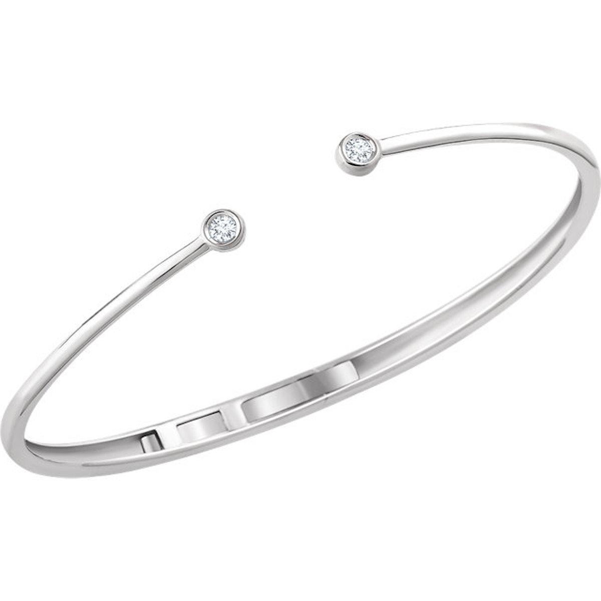 Major Diamond Cuff Bracelet