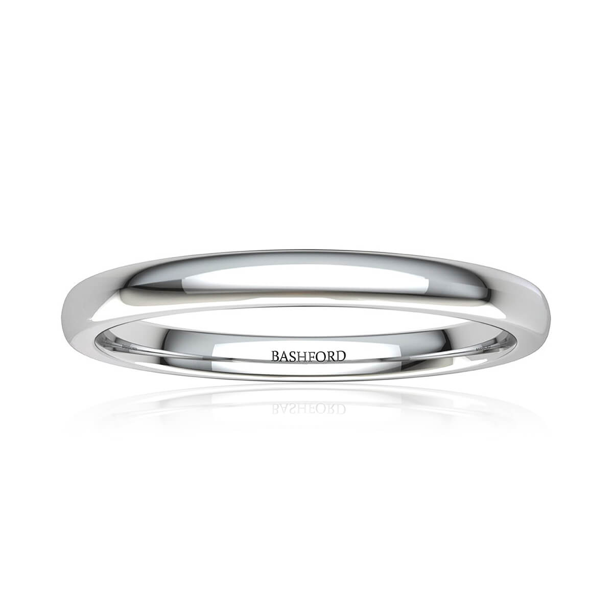Classic Wedding Ring (2 mm)