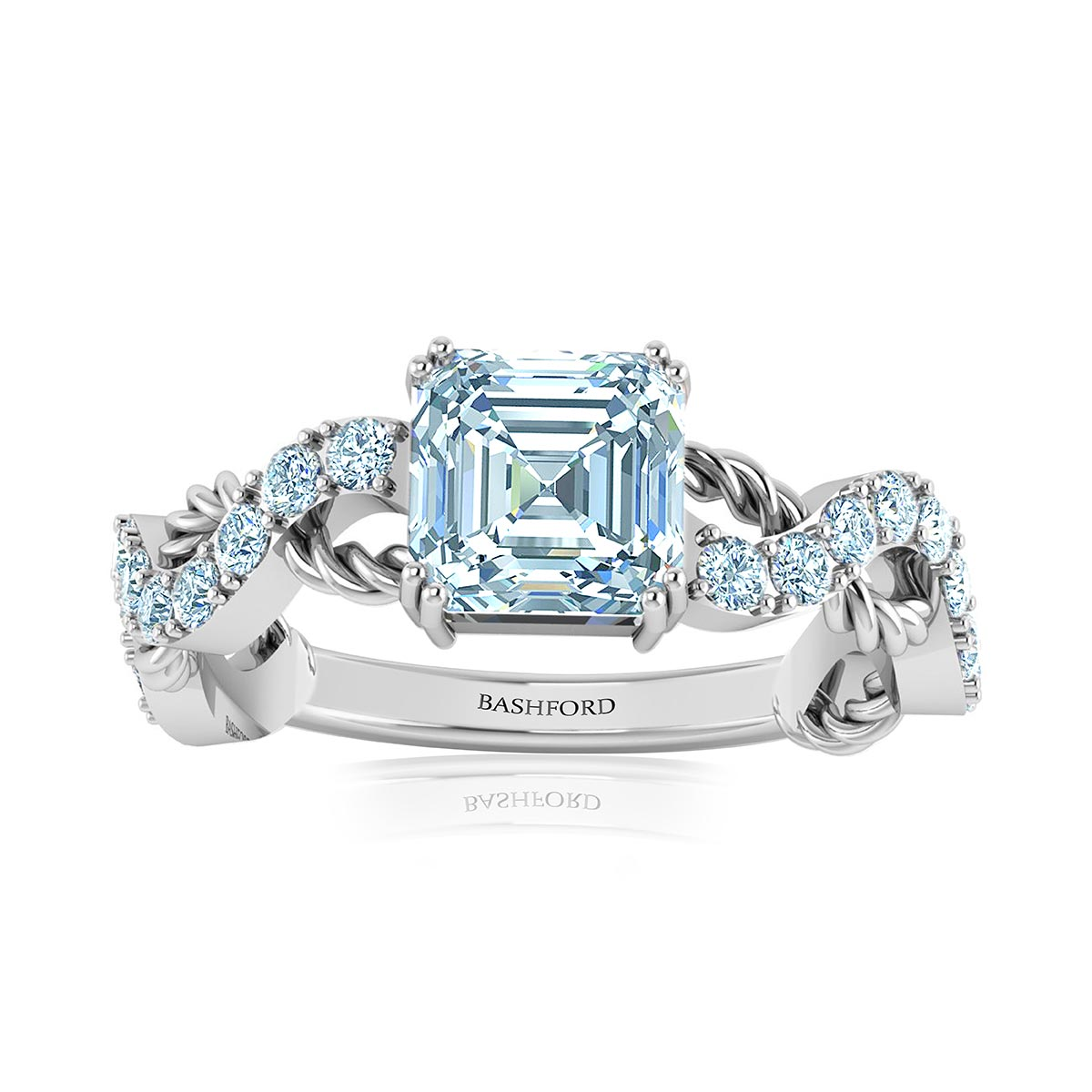 Le Grand Amour Diamond Ring