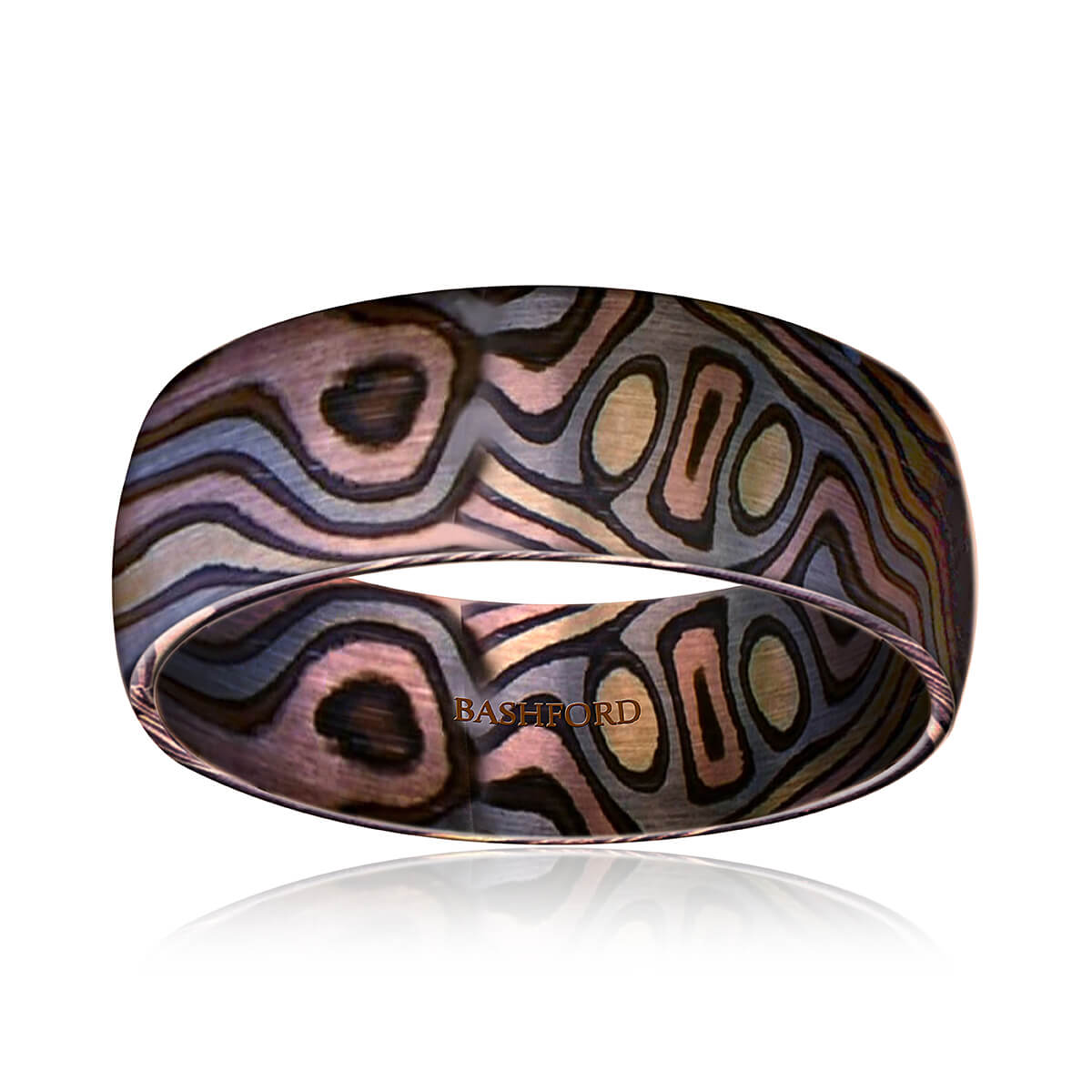 Canyonlands Mokume Band (8 MM)