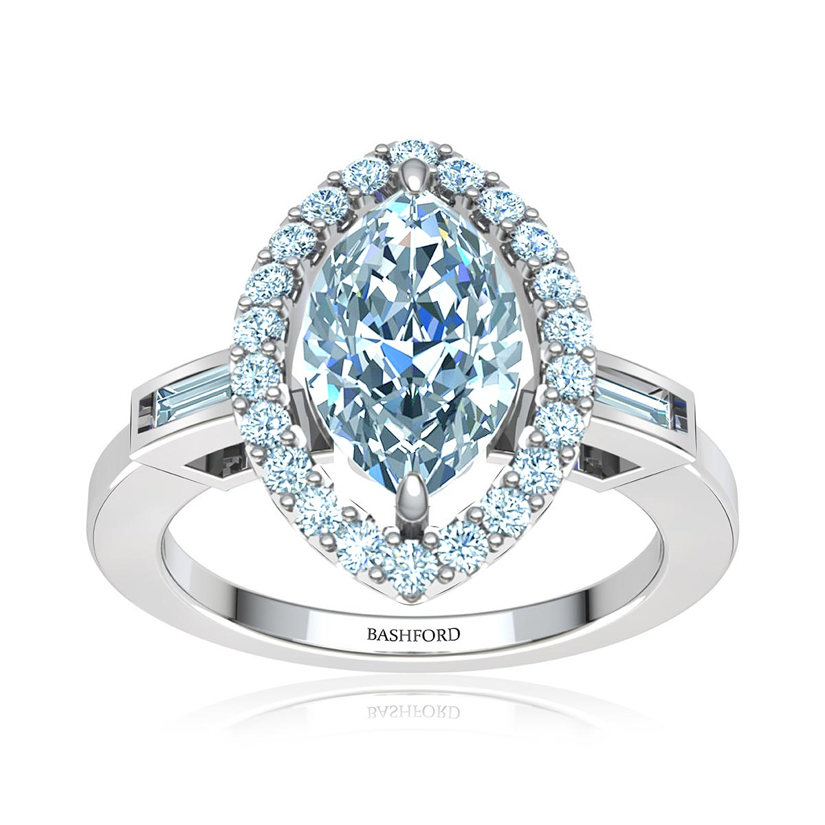 Alessandra Diamond Ring