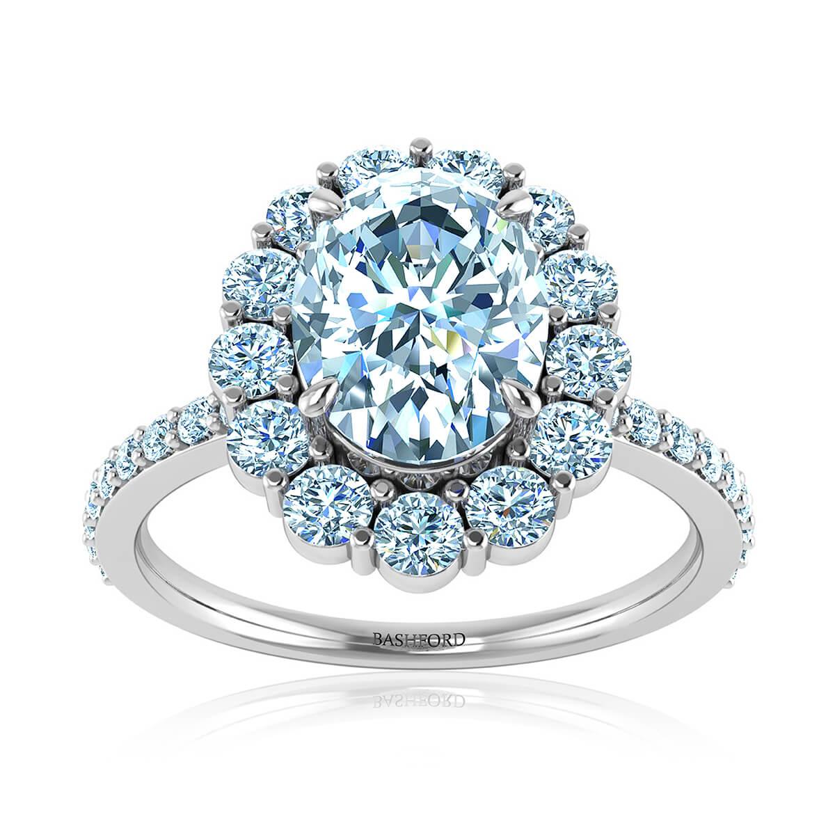 Sabrina Diamond Ring