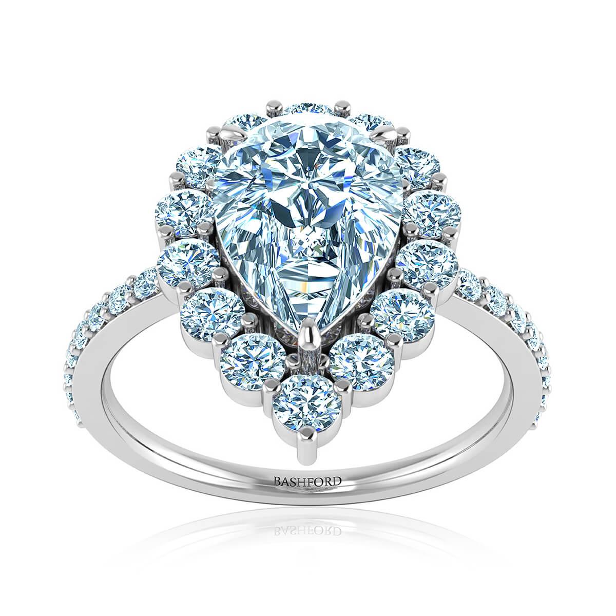 Constantia Diamond Ring