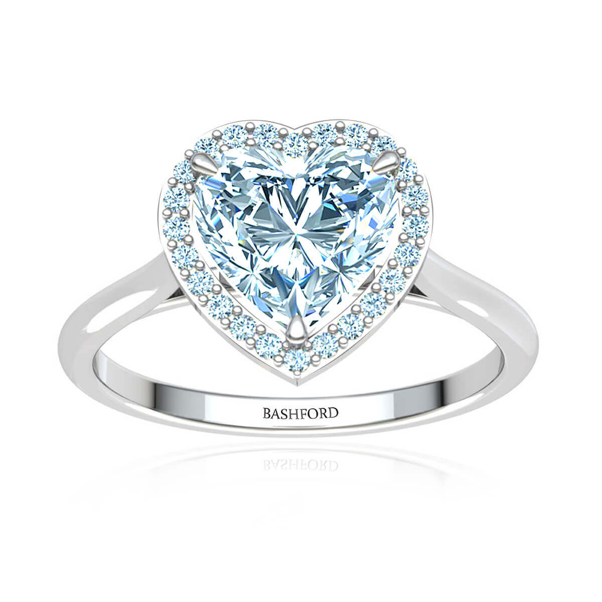 Gaga Diamond Ring  (1/8 CT. TW.)