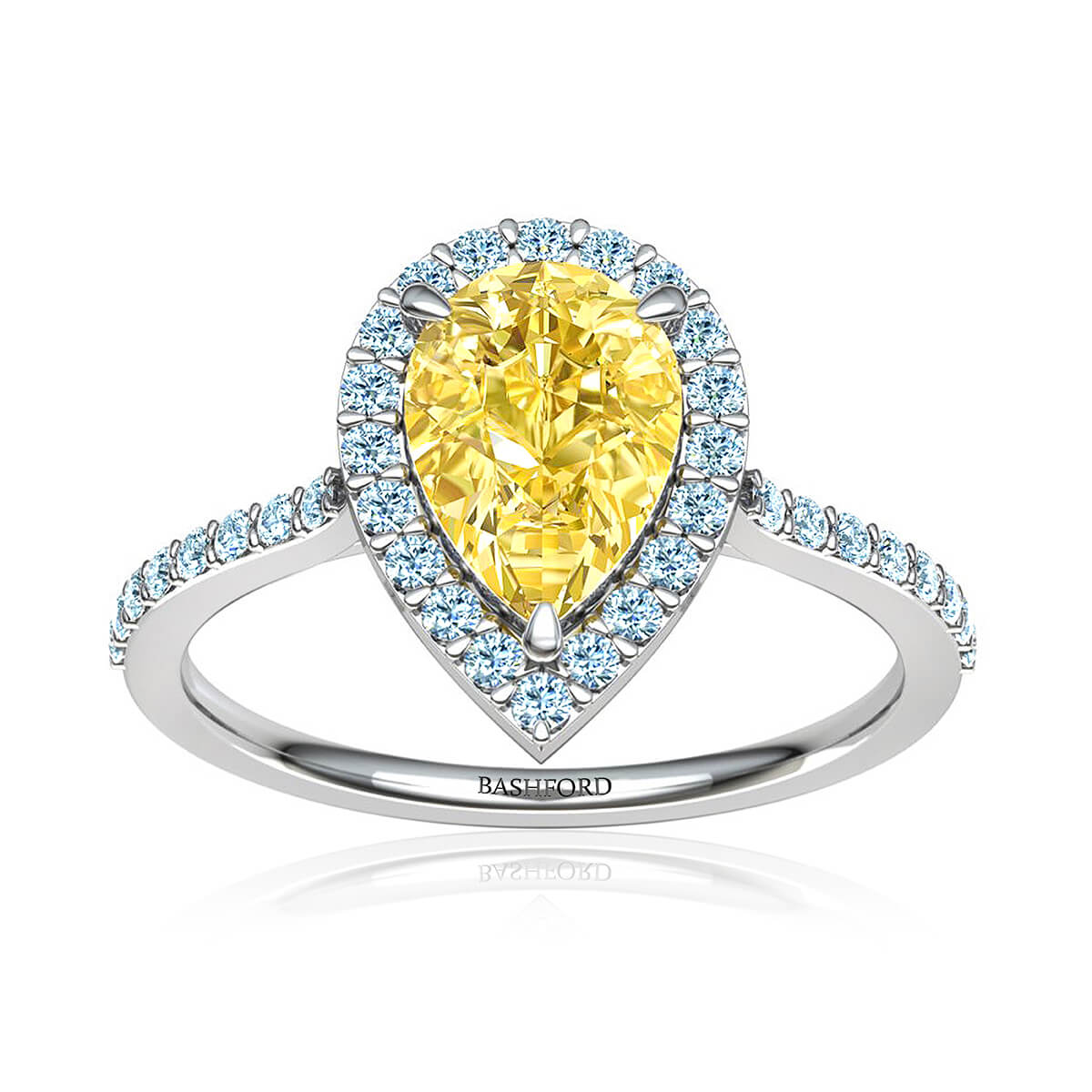 Bashford Jewelry Queen Victoria Diamond Ring