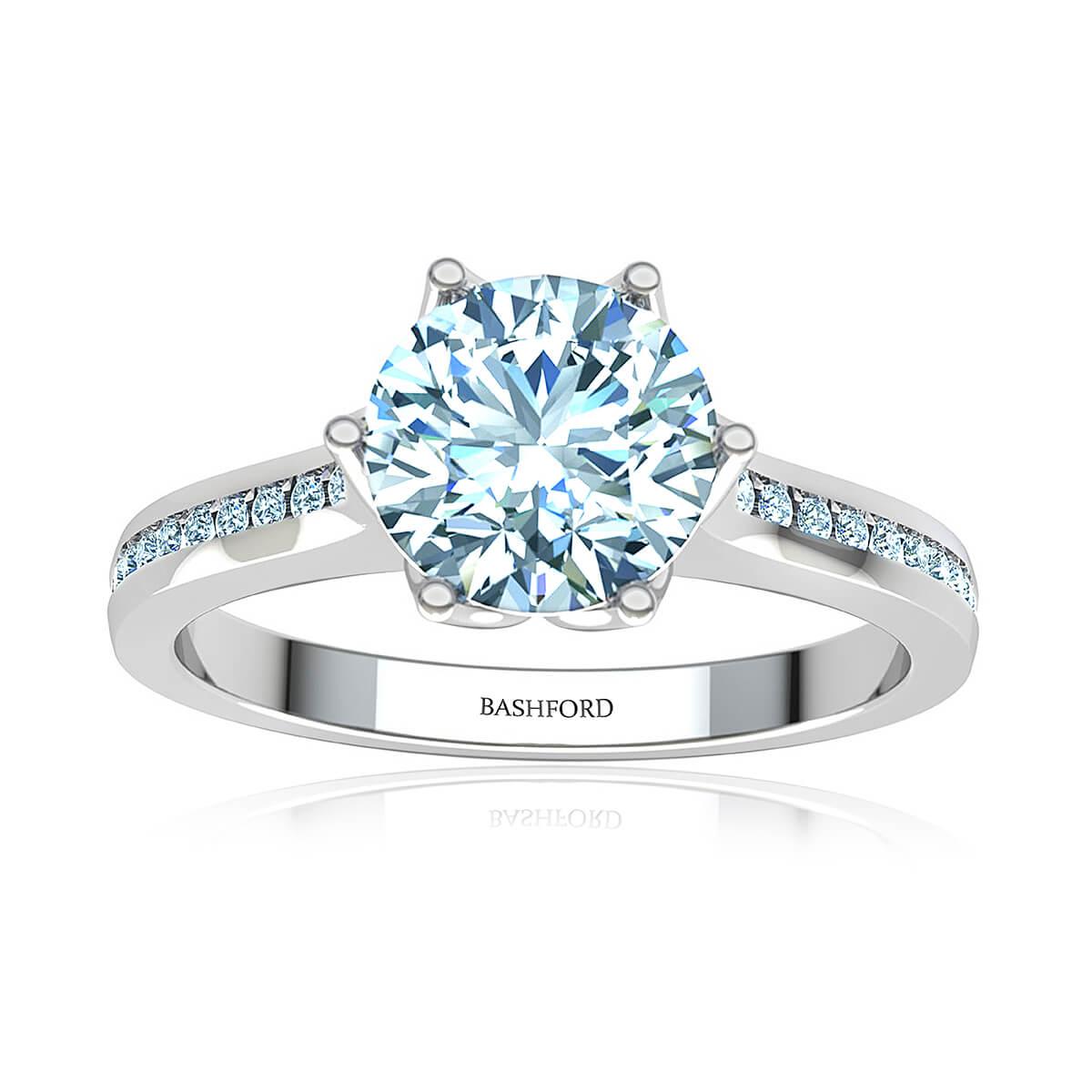 Elsa Diamond Ring
