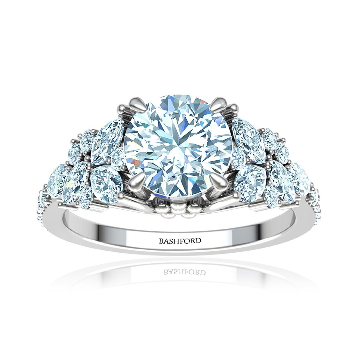 Adhara Diamond Ring