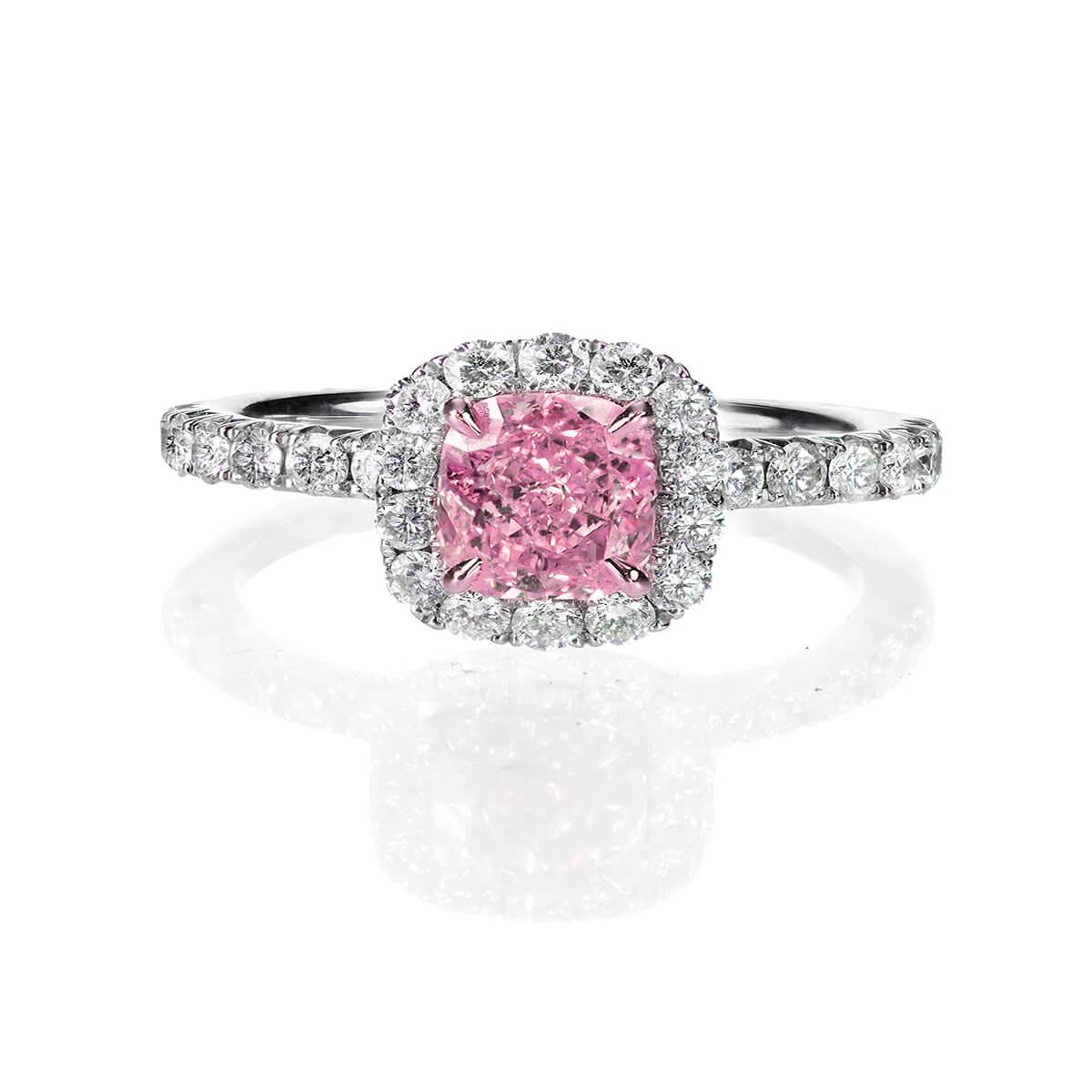 Valencia Pink Diamond Ring
