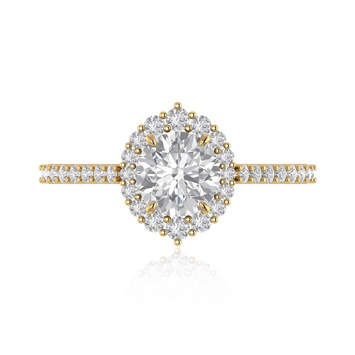 Glory Of Love Diamond Ring