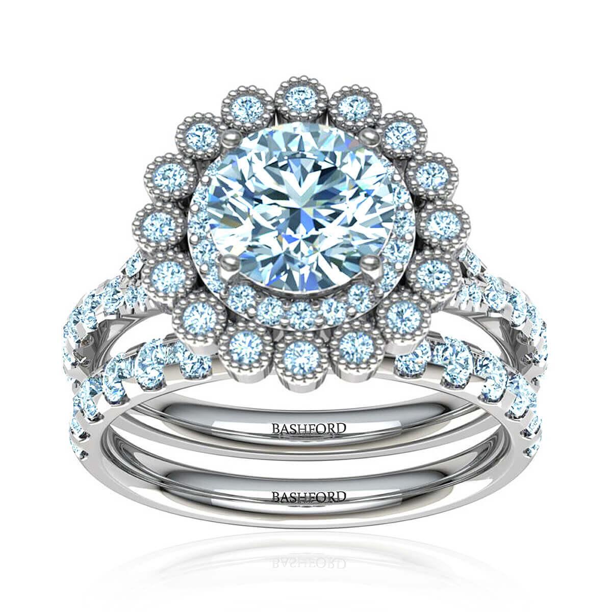 Tularosa Diamond Matched Set ( 3/4 CT. TW.)