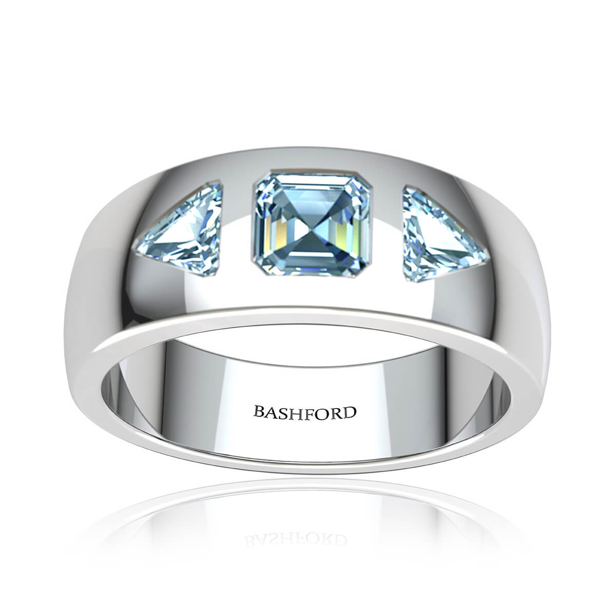 Aspen Diamond Wedding Band (7/8 CT. TW.)