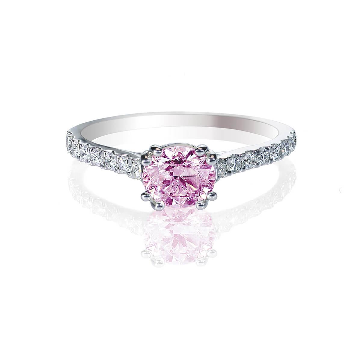 Estela Pink Diamond Ring