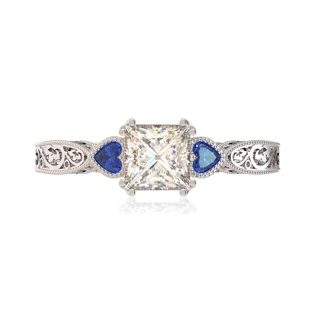 Frida Diamond Ring