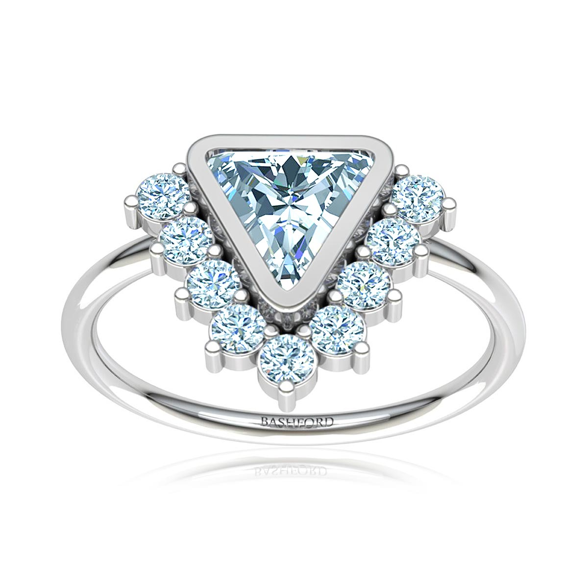 Estelle Diamond Ring