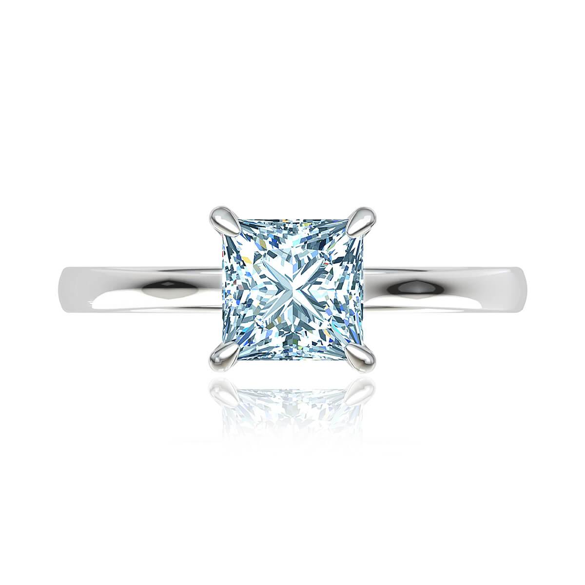 Spica Moissanite Ring