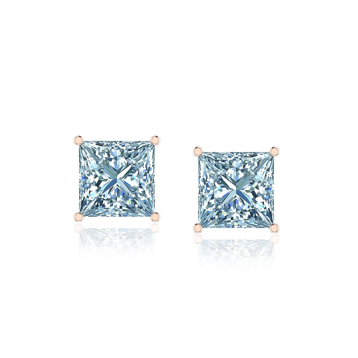 Westerlund Diamond Earrings  (1 CT. TW.)