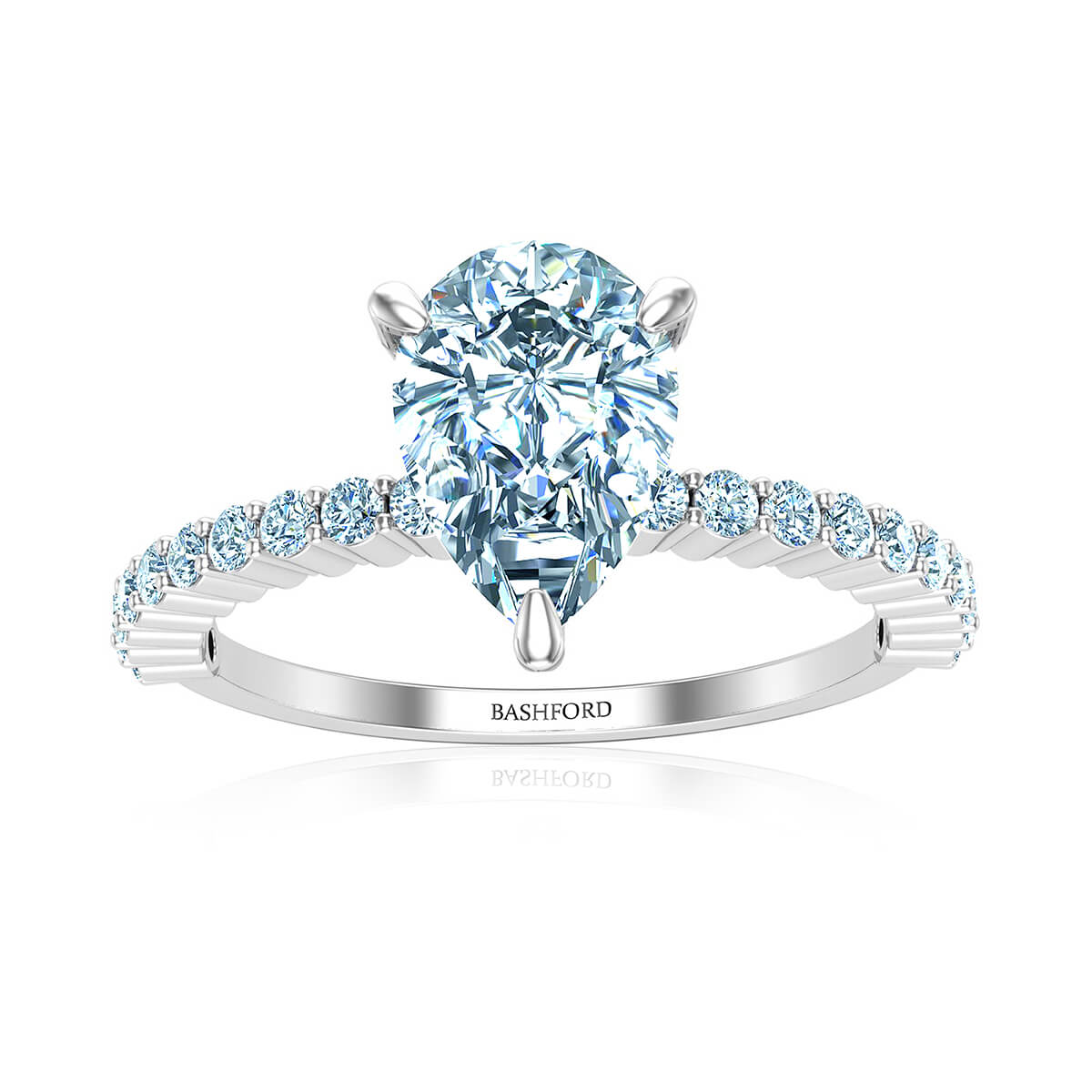Ti amo Diamond Ring