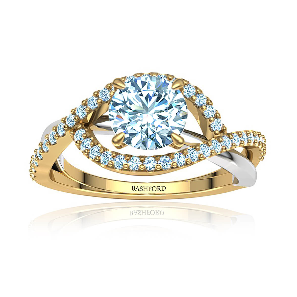 Corarose Diamond Ring