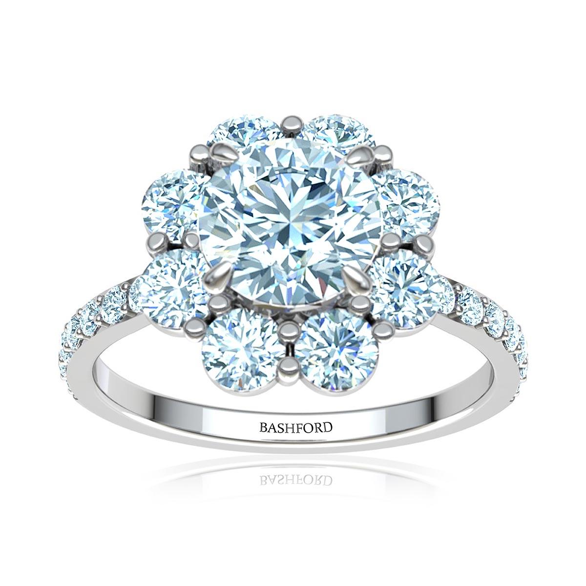 Ambrosia Diamond Ring
