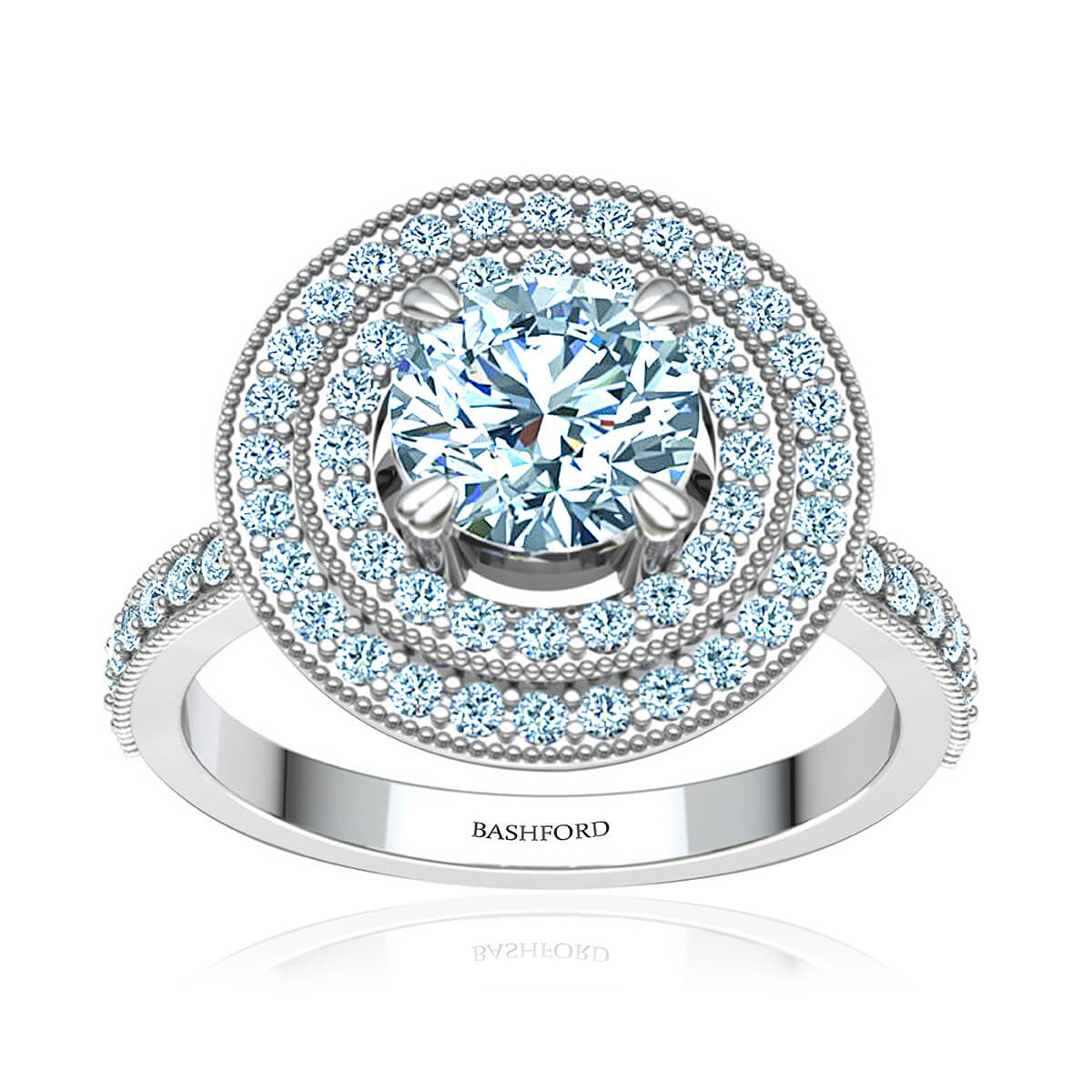 Mallow Diamond Ring
