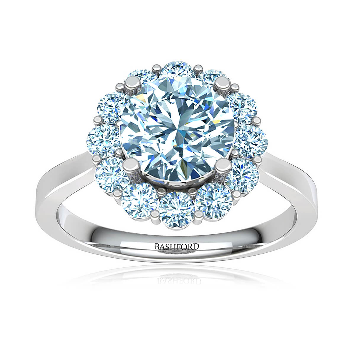Sakura Diamond Ring