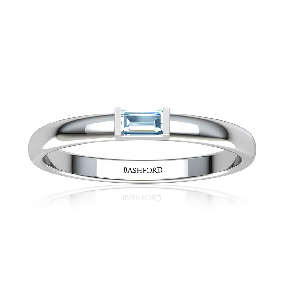 Baguette Me Not Diamond Ring