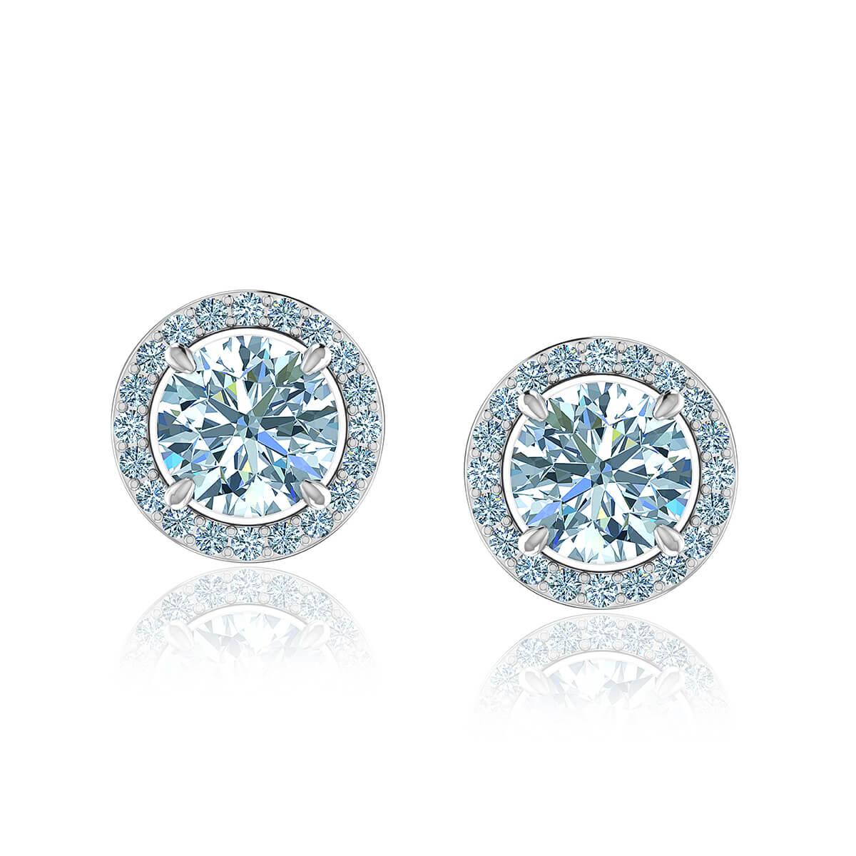 Honesty Diamond Earrings