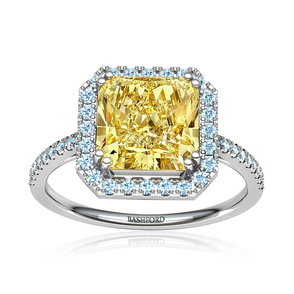 Queen Ulrika Diamond Ring