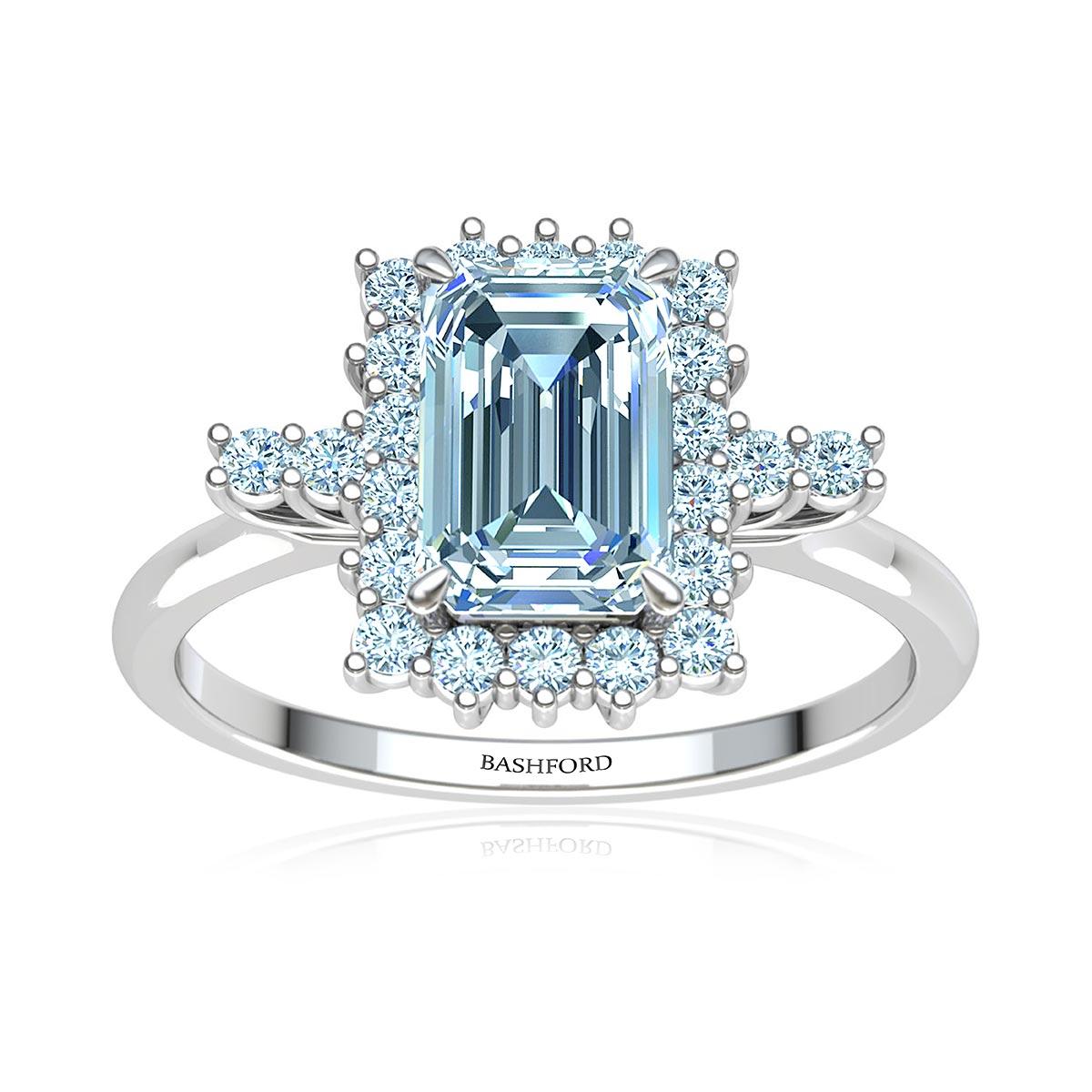 Aster Diamond Ring