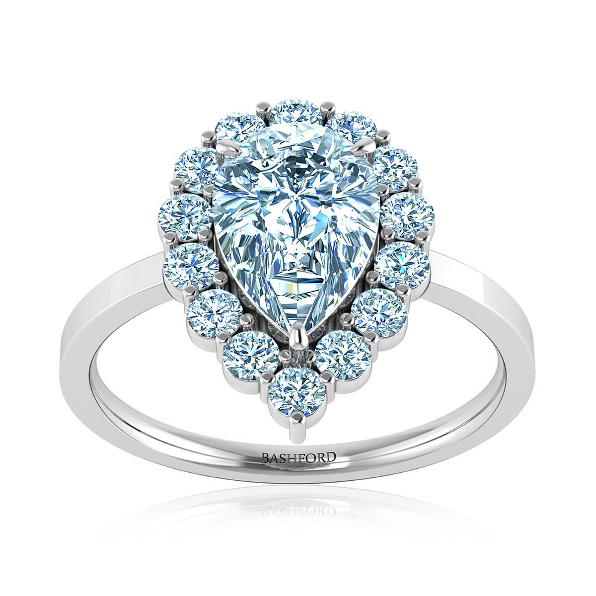 Botanica Diamond Ring