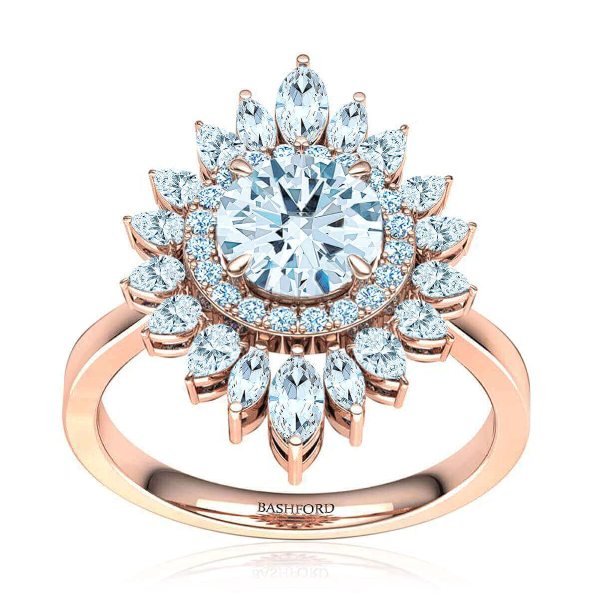 Elnora Diamond Ring