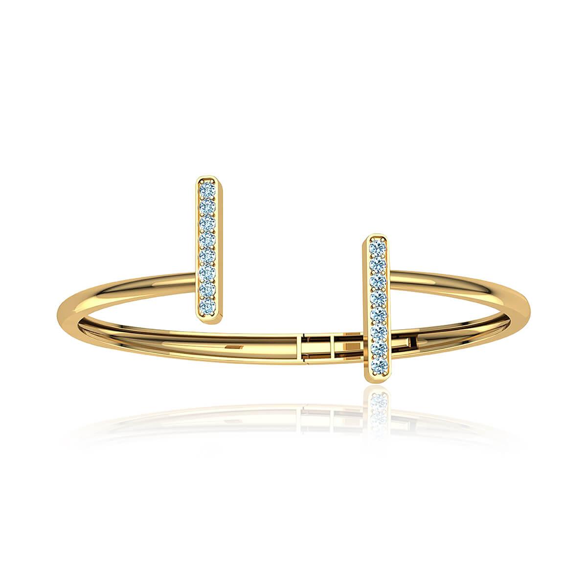 Rara Diamond Bangle Bracelet