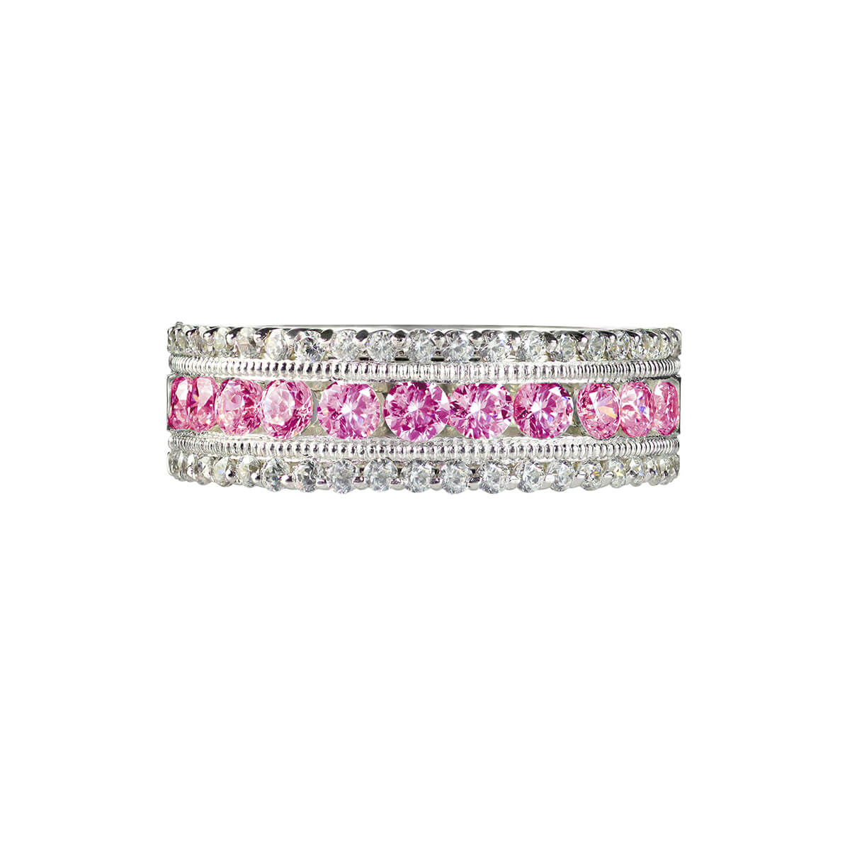 Clarisse Pink Diamond Ring