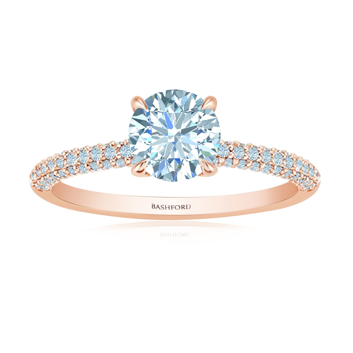 Belle Diamond Ring