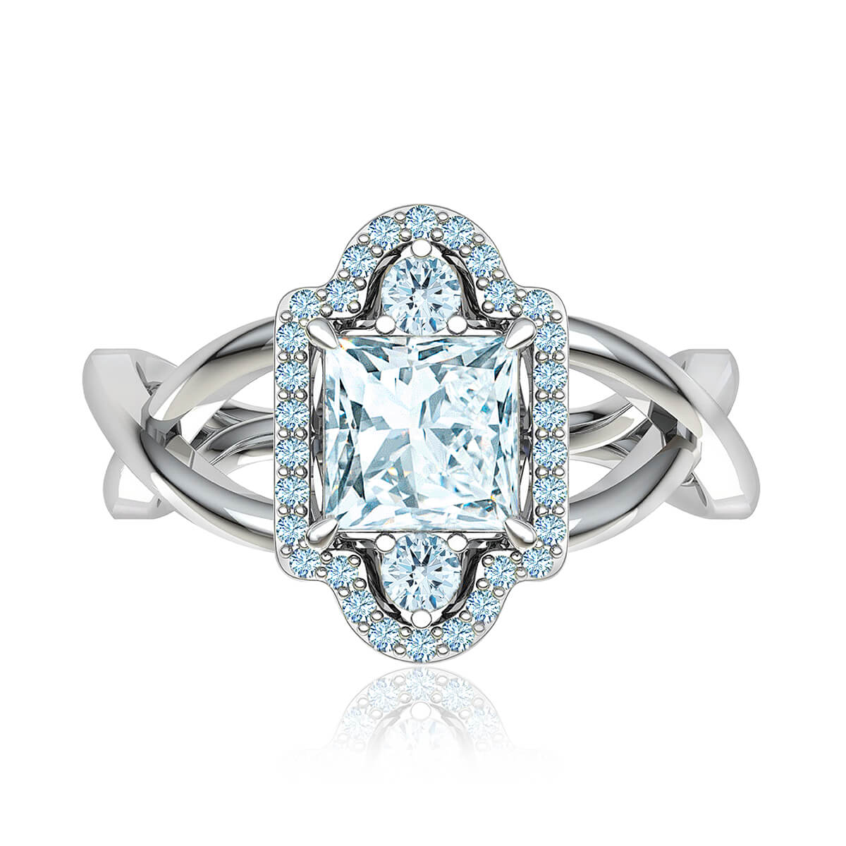 Arjaene Diamond Ring