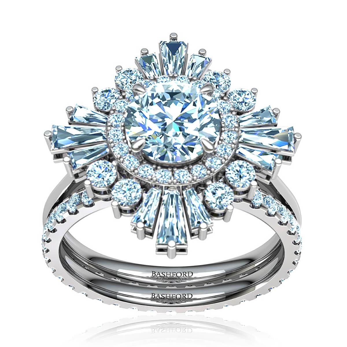 Gaia Goddess Diamond Matched Set