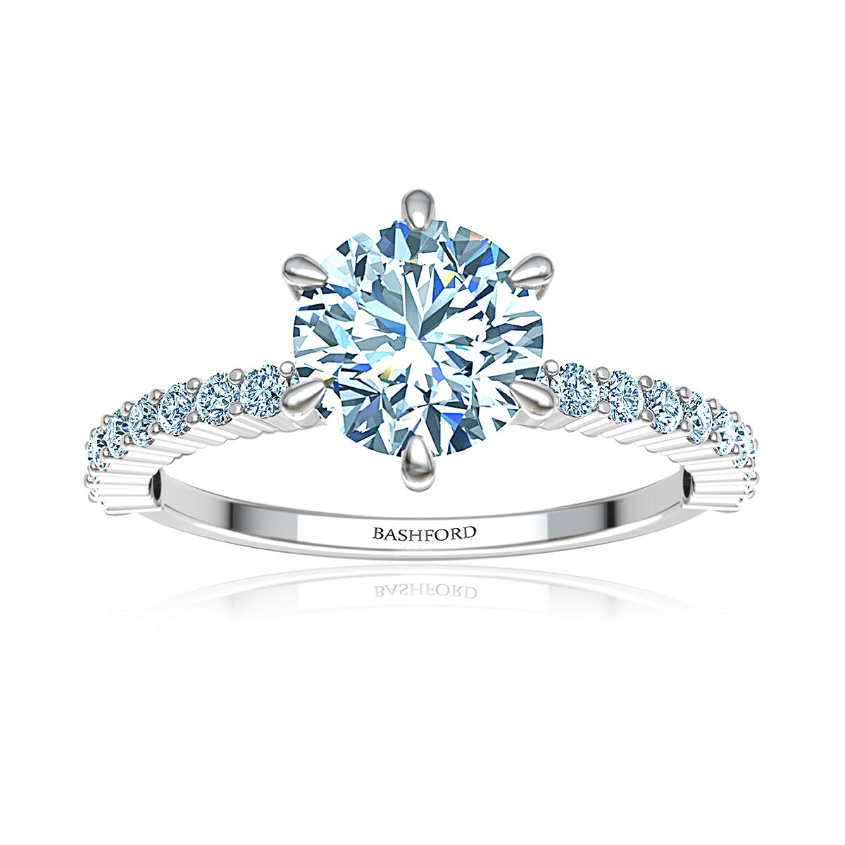 Isidora Diamond Ring