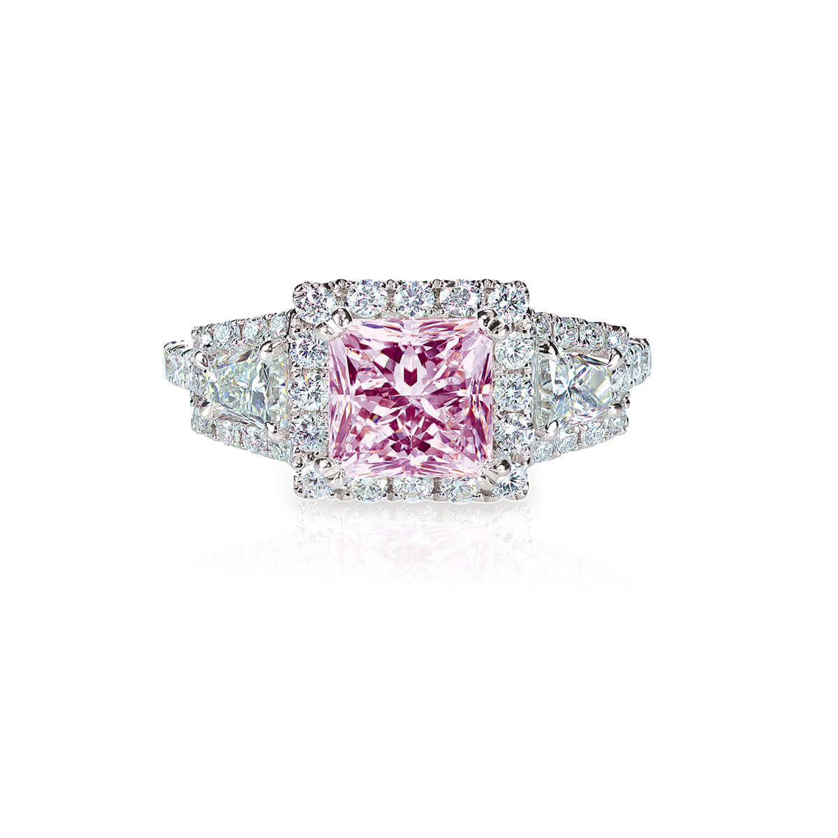 Enchant Pink Diamond Ring