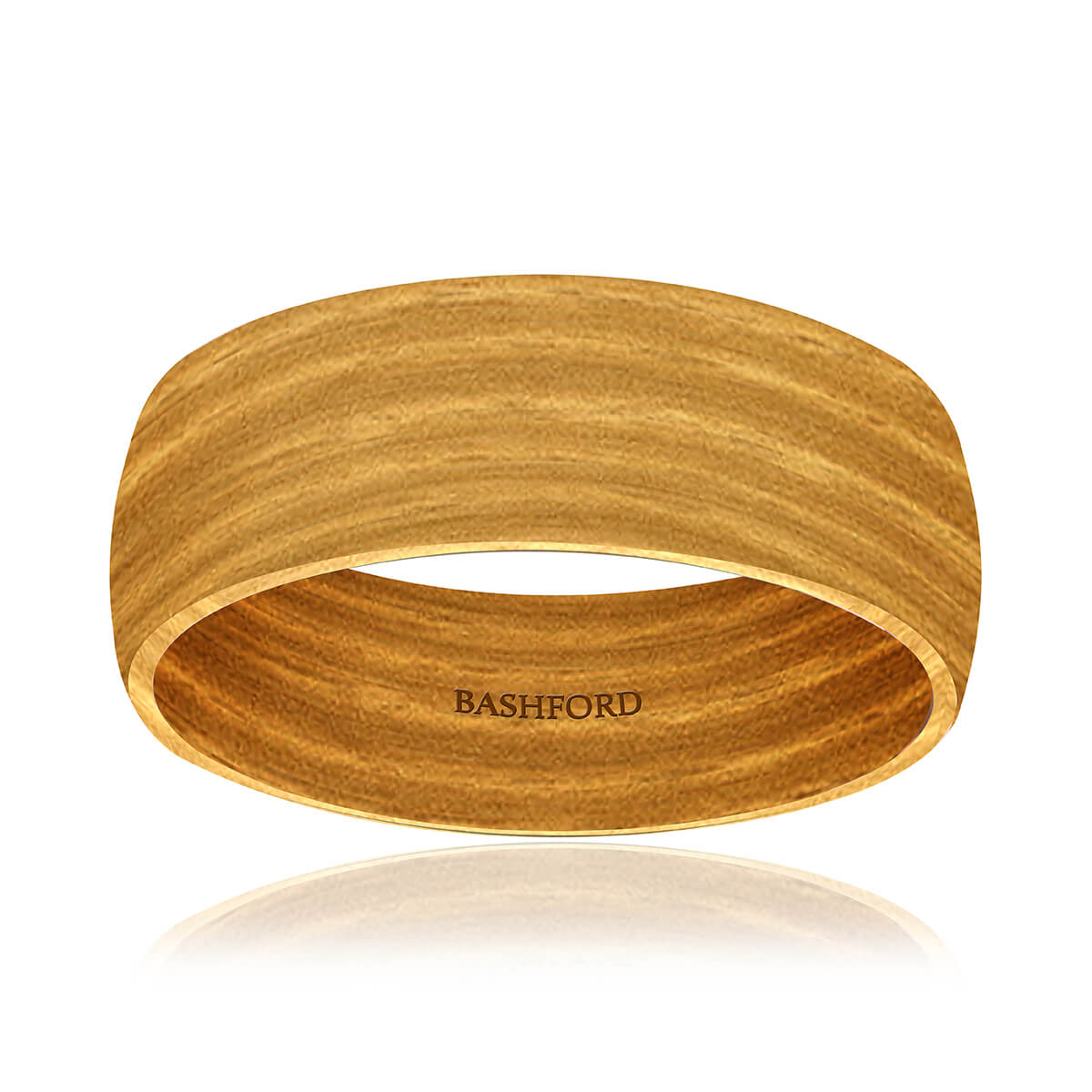 Zion Mokume Wedding Band (7 mm)