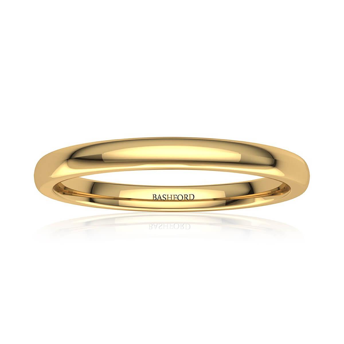 Classic Wedding Ring (2 mm)