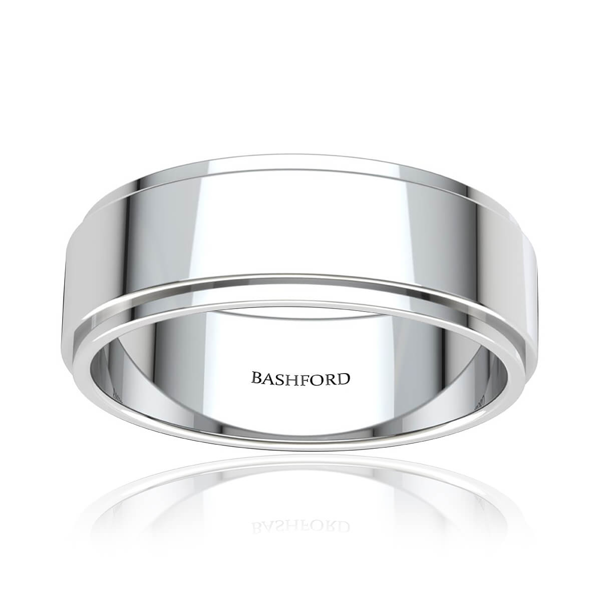 Landon Wedding Band (7 mm)